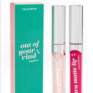 Colourpop Liquid Lipstick Bundle